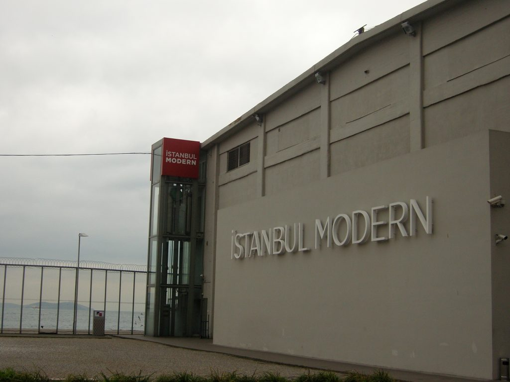 Modern Istanbul, museo di arte moderna.