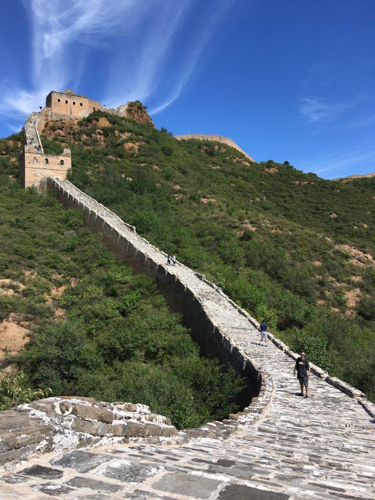 Visita alla Grande muraglia, l'ultimo giorno del nostro itinerario in Cina di 12 giorni