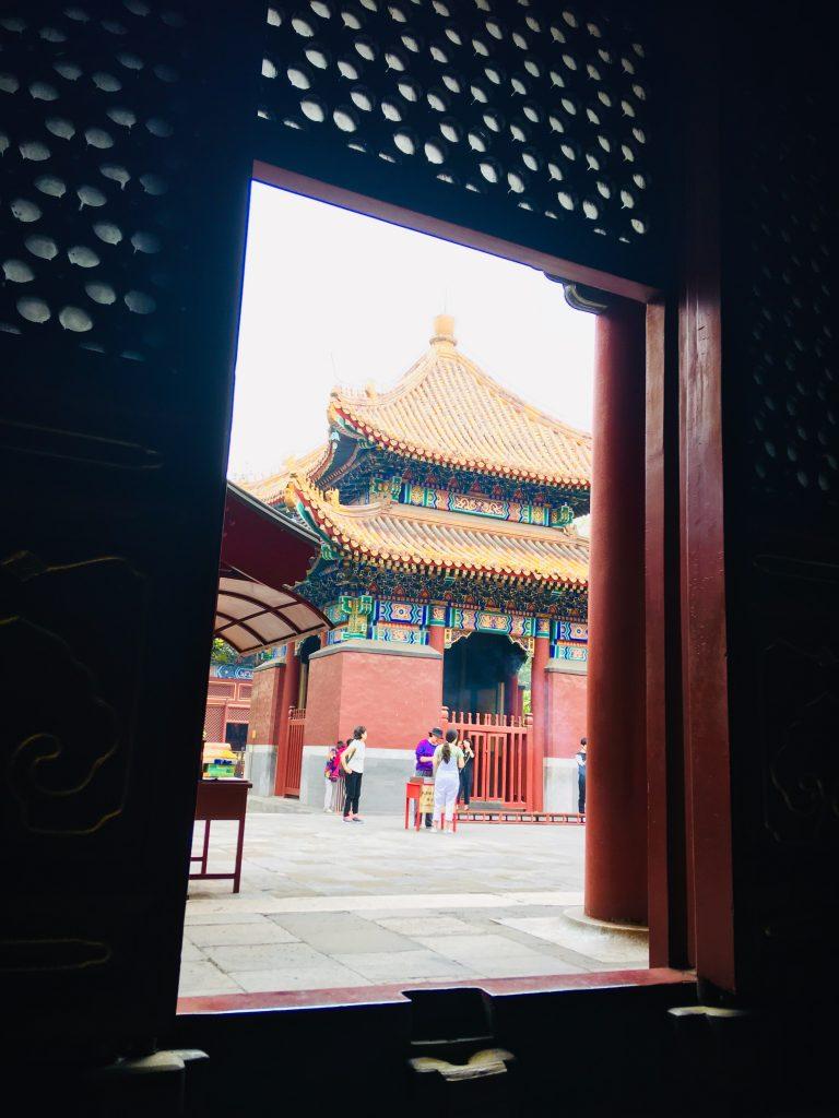 Nell'organizzazione dell'itinerario di viaggio in Cina non tralasciate il Tempio del Lama