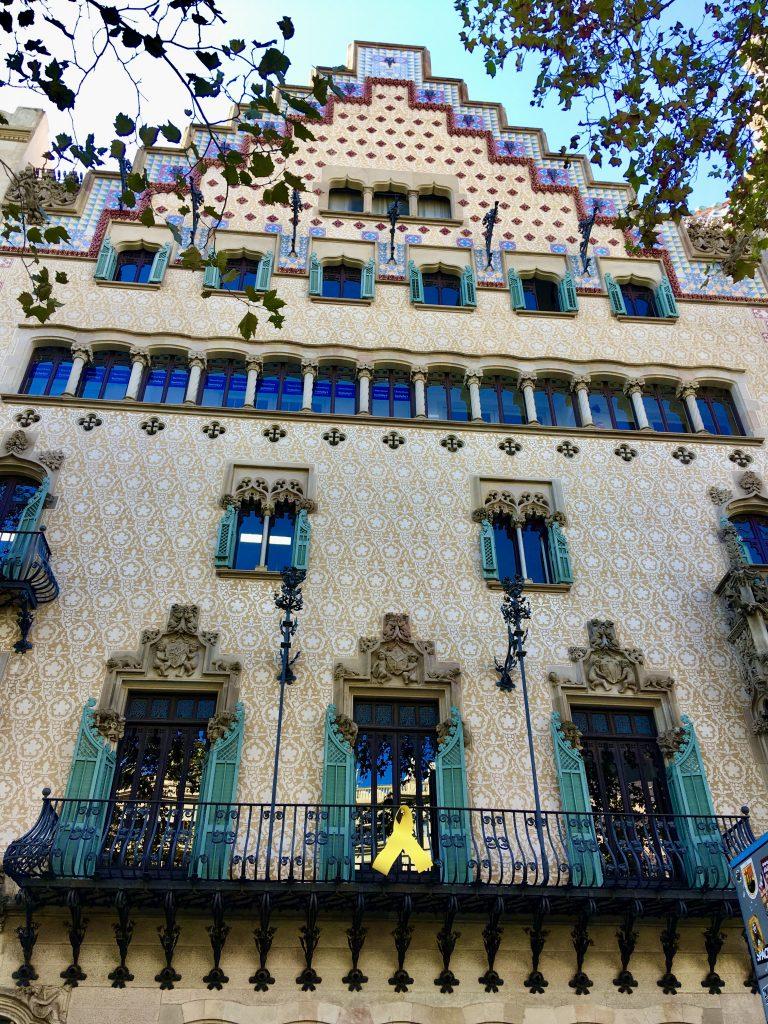 Casa Amatller, uno dei 7 luoghi insoliti di Barcellona