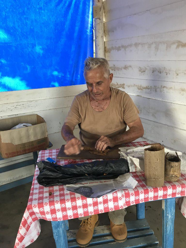 tabacco a Viñales,  itinerario di 12 giorni a Cuba