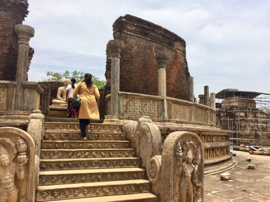 Polonnarwa nel nostro itinerario di 13 giorni in Sri Lanka