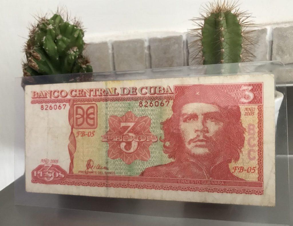 Moneta del Che, itinerario in 12 giorni a Cuba