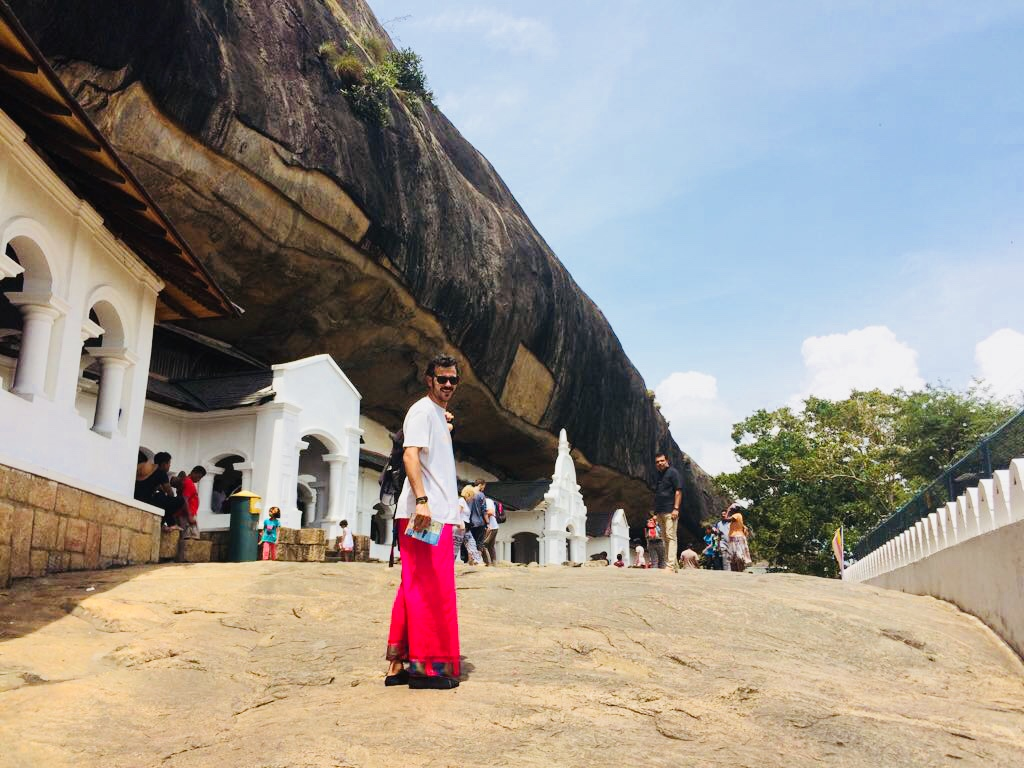 Dambulla nel nostro itinerario di 13 giorni in Sri Lanka