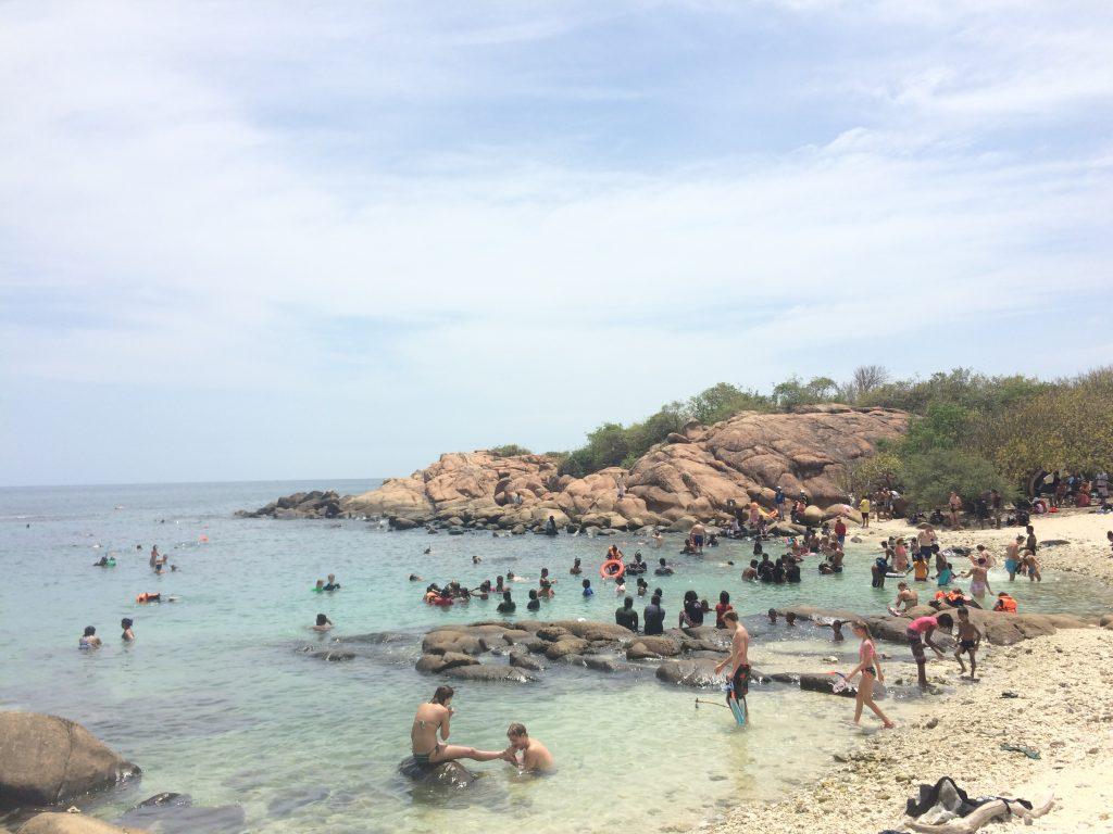 Pigeon Island nel nostro itinerario di 13 giorni in Sri Lanka