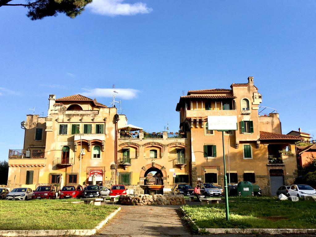 Garbatella, a Roma uno dei 5 luoghi extra