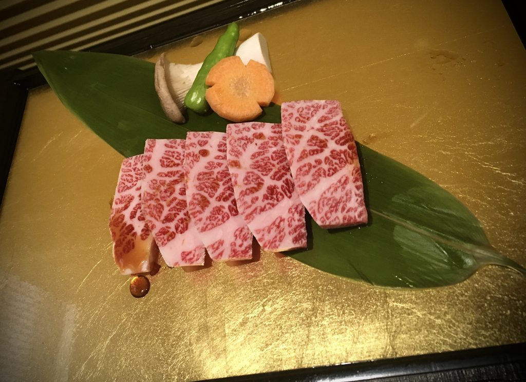 carne di Kobe persone abitudini tradizioni Giappone