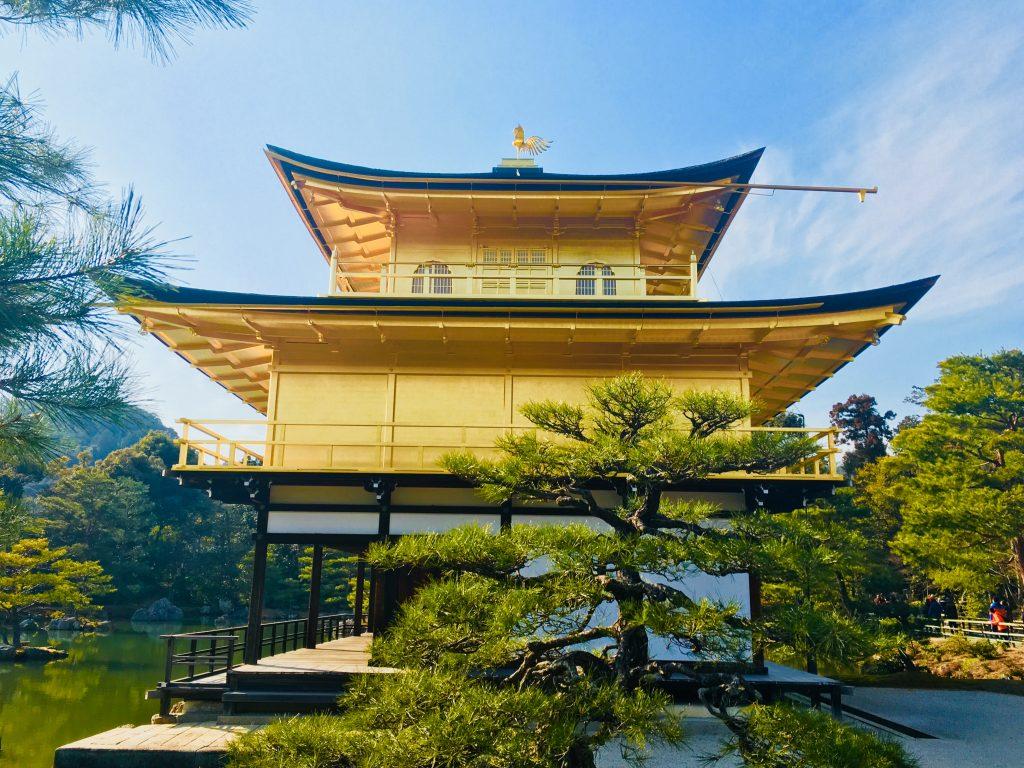 padiglione d'oro persone abitudini tradizioni Giappone