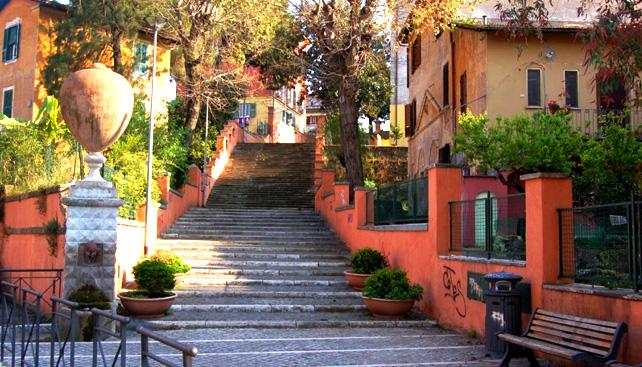una via a  Garbatella, a Roma uno dei 5 luoghi extra